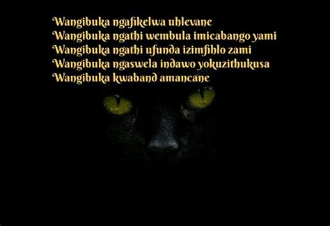 Zulu proverbs and sayings have been used to inspire and caution people since time immemorial. Pin by Zulu Poetry on Uthando - Zulu love quotes | Love ...