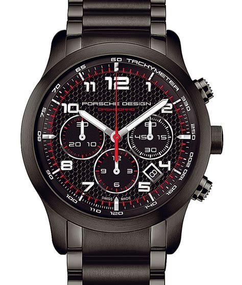 Porsche Design Dashboard P'6612 Ptc Watch, Pictures
