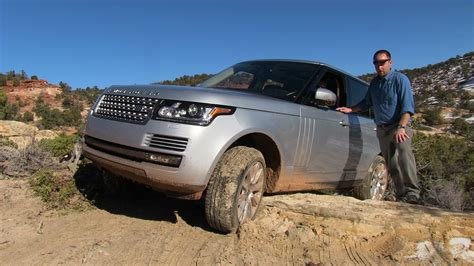 All New 2013 Range Rover Offroad Preview (raw And Unedited