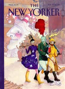 The New Yorker Cover That Wasn't