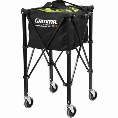 Cart Travel Pro Ball Gamma Tennis Ez