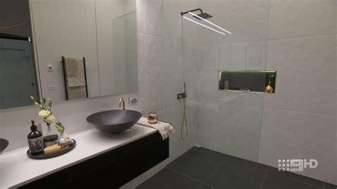 master bathroom reveals  block   block