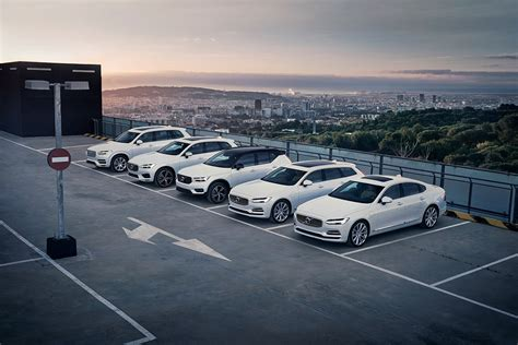 volvo cars breaks sales record   philippine car