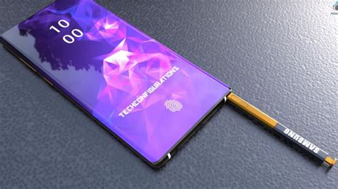 samsung galaxy note 10 will be sensational youtube