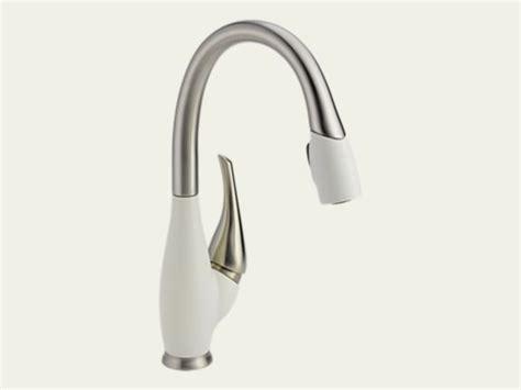 white kitchen sink faucets white moen kitchen faucet 28 images moen ca87666w