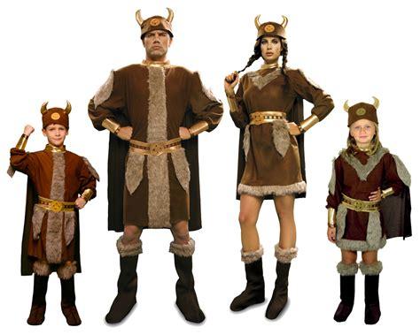 Familia De Vikingos #disfraces #carnaval
