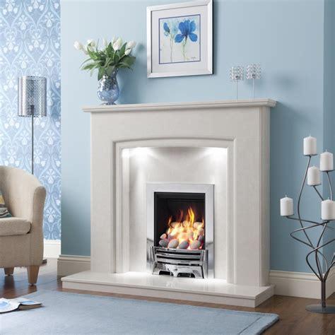 Brison Fireplaces Sheraton 50 Inch Contemporary Micro