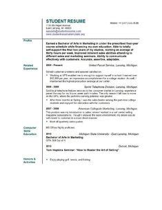 Basic Resume Exles For by 7 Best Basic Resume Exles Images Basic Resume