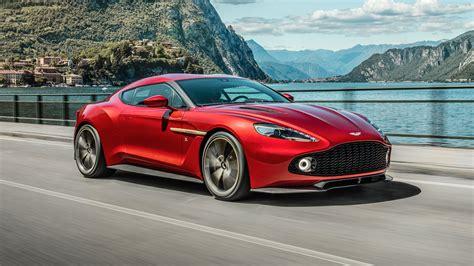The Aston Martin Vanquish Zagato lives! | Top Gear