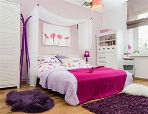 couleur de peinture pour chambre ado fille deco maison With peinture pour chambre de fille