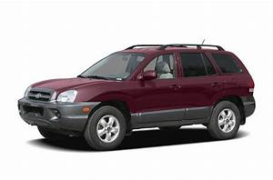 2005 Hyundai Santa Fe Specs  Safety Rating  U0026 Mpg