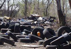 open dumping illegal dumping