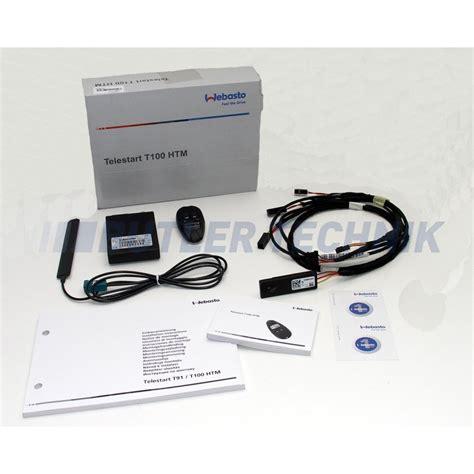 telestart t100 htm webasto heater telestart htm t100 remote handset kit