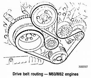 2005 Bmw 325i Serpentine Belt Diagram