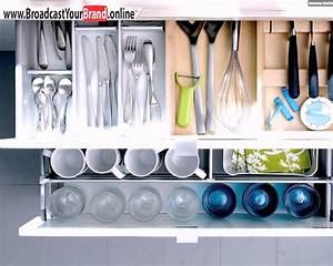 Besteck kasten kuchen ordnungssysteme schubladen youtube for Schubladen organizer ordnungssysteme