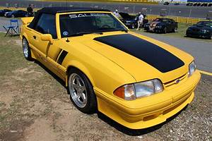 File:1993 Ford Mustang Saleen SC Convertible (14228540957).jpg - Wikimedia Commons