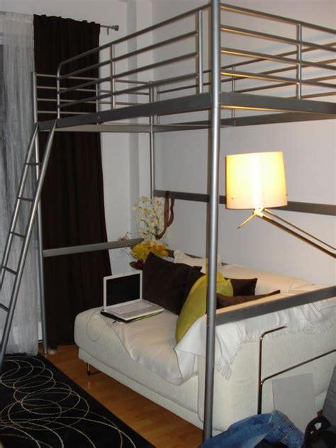 sizes ikea tromso loft bed frame  flickr