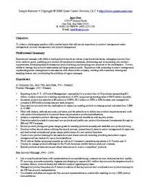 marketing key skills for resume sle resume exle 4 sales and marketing resume