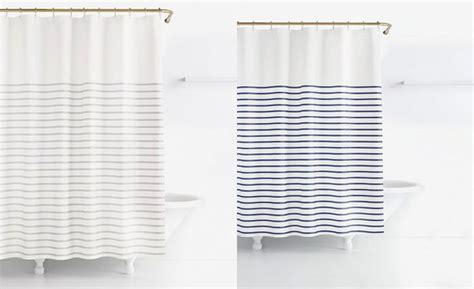 1000 ideas about striped shower curtains on