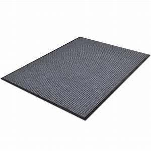 Tapis En Solde : acheter tapis d 39 entr e en pvc gris 90 x 120 cm pas cher ~ Teatrodelosmanantiales.com Idées de Décoration