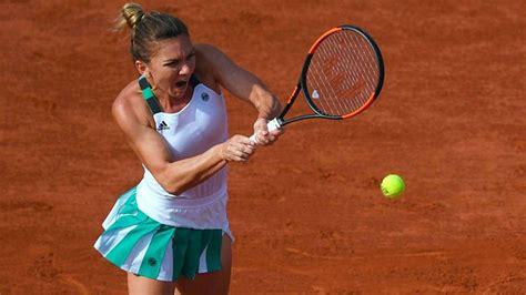 Simona Halep | WTA Tennis | Scores