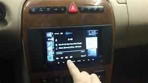 Navi Update Mercedes : 2006 mercedes benz cl500 w215 navigation upgrade avic ~ Jslefanu.com Haus und Dekorationen
