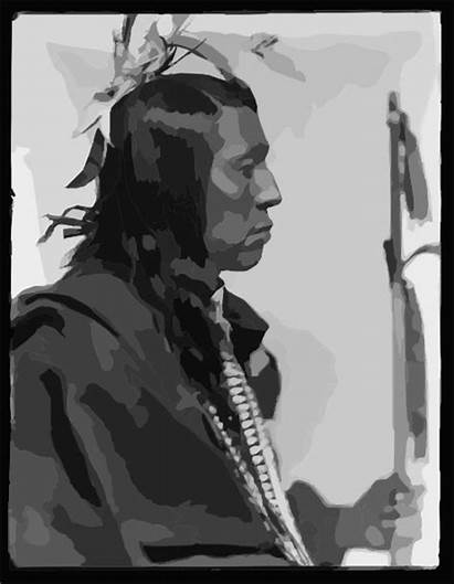 Sioux Indian American Hawk Flying Native Indians