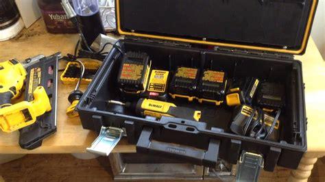 design ideas  dewalt multiple battery charger
