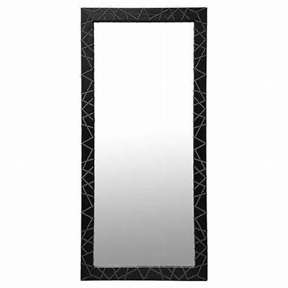 Oly Studio Warrick Nailhead Textured Accent Mirror