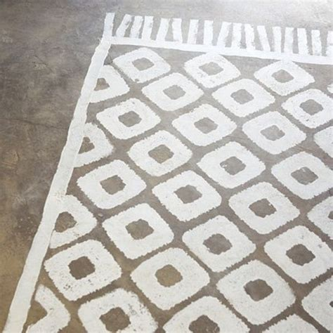 23 best painted rugs on concrete images on