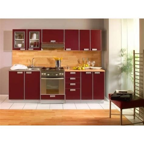 cuisine complete avec electromenager cuisine opale 2m40 avec electromenager evier et mitigeur