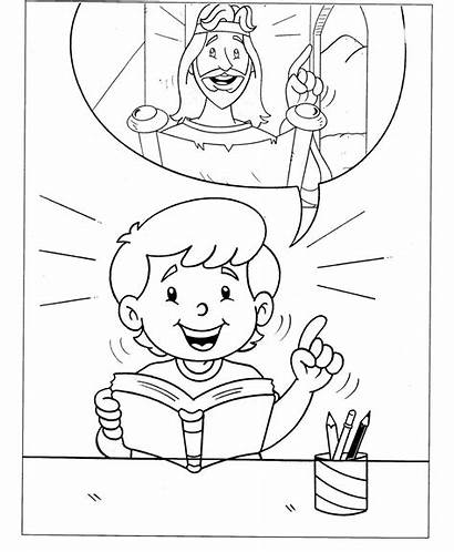 Coloring Christian Pages Printable Adults Sheets Coloringtown