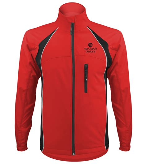 mens cycling windbreaker aero tech designs men 39 s windproof thermal cycling jacket