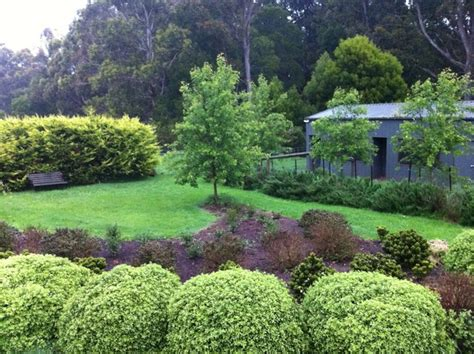rural garden ideas a rural garden daylesford vic traditional landscape melbourne by bespoke garden design