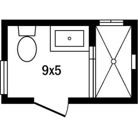 Small Master Bathroom Layout Plans by Diy Small Bathroom Floor Plans Shed Dormers Raised The