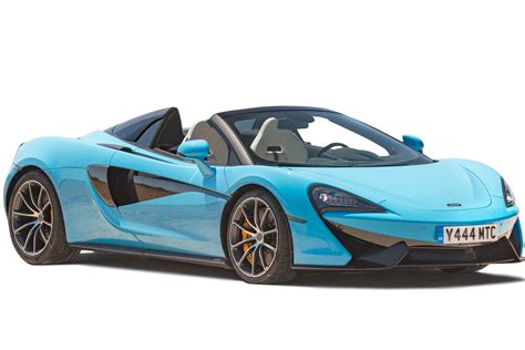 Mclaren 570s Spider Convertible Review