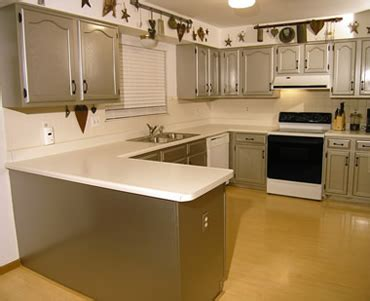 repainting metal kitchen cabinets liquid stainless steel a cheaper way to update appliances 4723