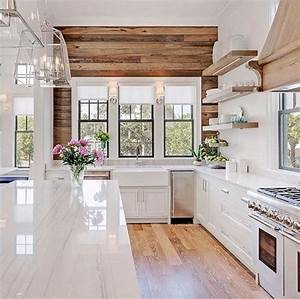 53, Best, White, Kitchen, Designs