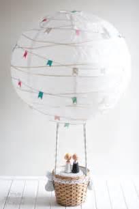 geld als hochzeitsgeschenk feines handwerk heißluftballon als hochzeitsgeschenk