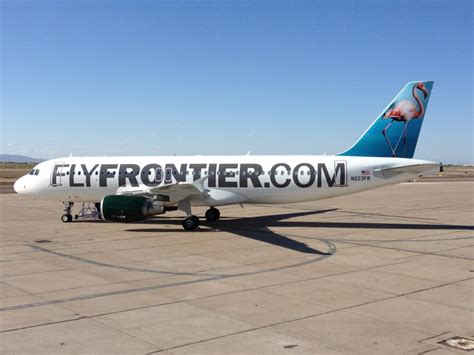 Cheap Frontier Airlines Flights: Save 20%