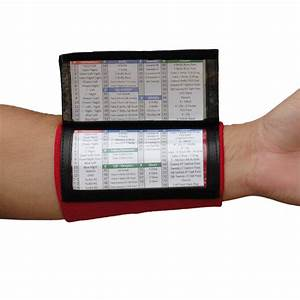 x100 wrist coach available in various team colors at With wrist coach template