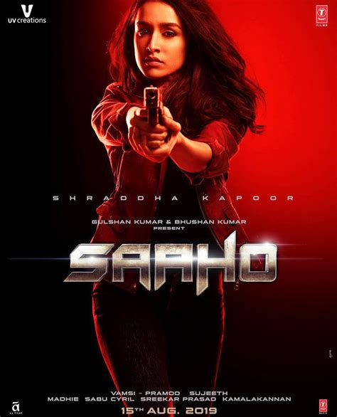 Saaho Movie (Aug 2019) - Trailer, Star Cast, Release Date ...