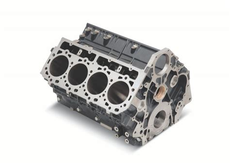 Chevy Releases Duramax Turbodiesel Engine Block  Gm Authority