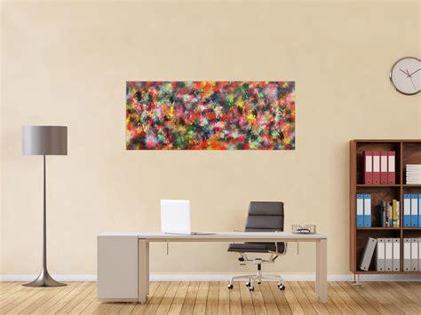 Modernes Abstraktes Acrylbild In Xxl Moderne Kunst Im