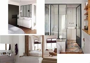 salle de bains suite parentale comment amenager une With salle de bain design avec décoration coeur pour mariage
