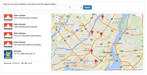 Simple Store Locator By Yougapi Codecanyon