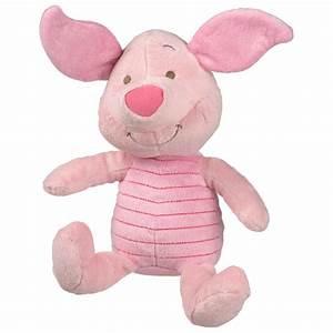 Disney Winnie the Pooh Disney Plush - Piglet   BIG W