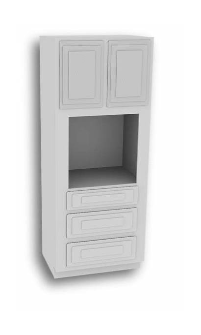 Oven Cabinet Wall Maple Moc 33w 24d