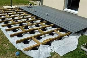 Plot Terrasse Pas Cher : lames terrasse composite brico depot ~ Dailycaller-alerts.com Idées de Décoration
