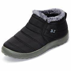 1000 images about products i love on pinterest sock With letter warm fur lining flat slip on ankle boots